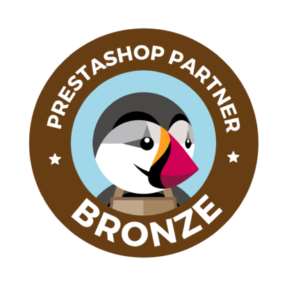 PrestaShop Badge