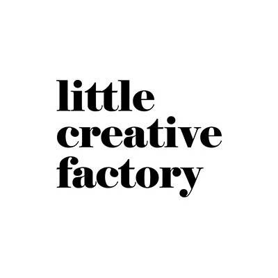 Little Creative Factory - Logo